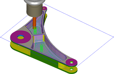 CAD/CAM Mill Software OneCNC