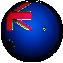australia globe image